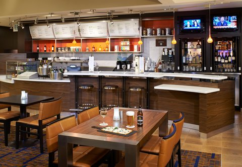 Courtyard By Marriott Chicago Arlington Heights / South Hotel - The Bistro Bar