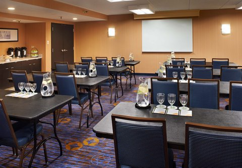 Courtyard By Marriott Chicago Arlington Heights / South Hotel - Meeting Room