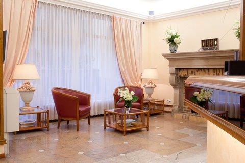 Sagitta Swiss Q Hotel - Lobby