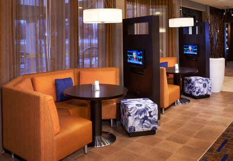 Courtyard By Marriott Chicago Arlington Heights / South Hotel - Media Pods