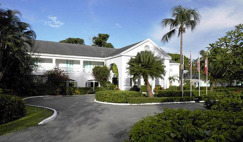 發現灣雷克斯度假酒店 - Discovery Bay Entrance