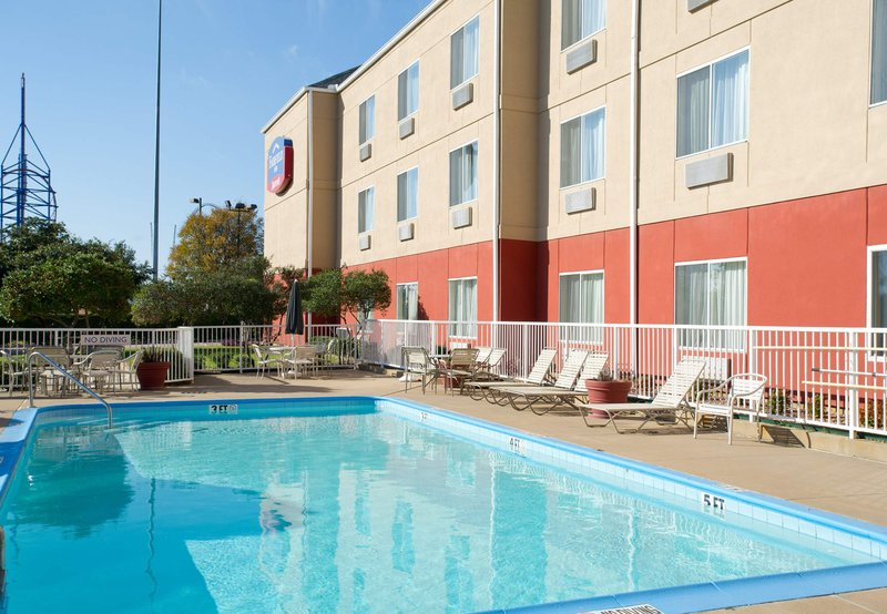 Fairfield Inn by Marriott Irving DFW Airport Fitneszklub