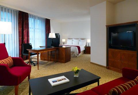 فندق ماريوت هامبورغ - Studio Suite