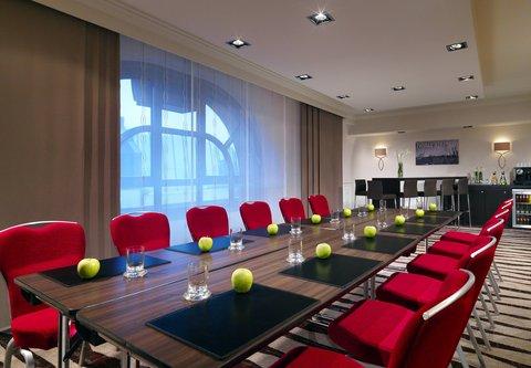 فندق ماريوت هامبورغ - Meeting Room Jungfernstieg