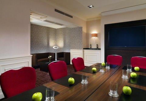 فندق ماريوت هامبورغ - Meeting Room Jungernstieg
