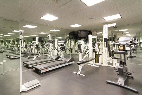 BEST WESTERN PLUS International Speedway Hotel - Fitness Center