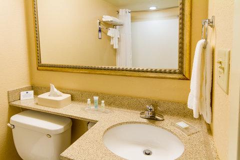 BEST WESTERN PLUS International Speedway Hotel - Guest Bathroom