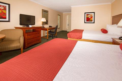 BEST WESTERN PLUS International Speedway Hotel - Double Guest Room