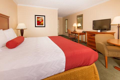 BEST WESTERN PLUS International Speedway Hotel - King Guest Room