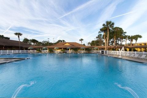 BEST WESTERN PLUS International Speedway Hotel - Pool