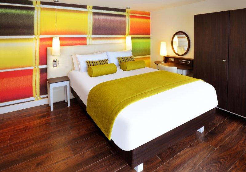Hotel Indigo Liverpool Vista della camera