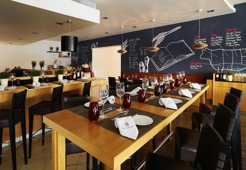 Marriott Copenhagen Ресторанно-буфетное обслуживание