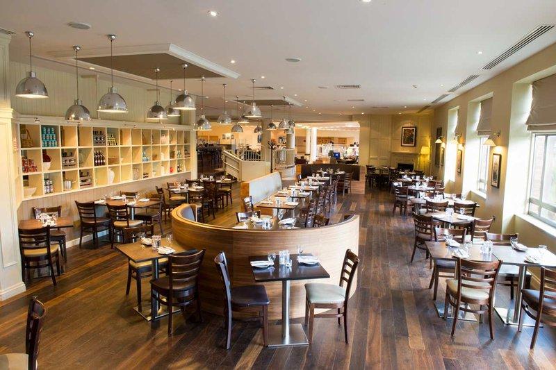 Hilton Swindon レストラン