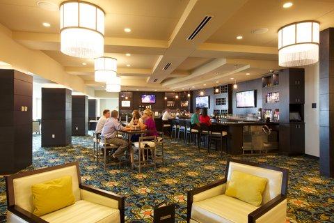 Prairie Meadows Racetrack and Casino - Bar Lobby
