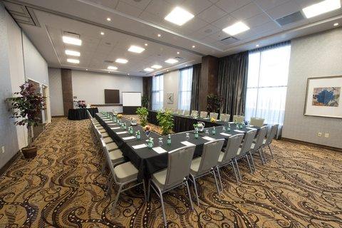 Hampton Inn Sydney Nova Scotia - Sydney Meeting Room
