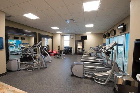 Hampton Inn Sydney Nova Scotia - Fitness Center