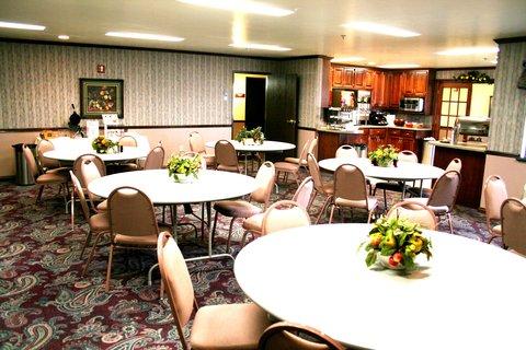 Airport Settle Inn - Breakfast Room