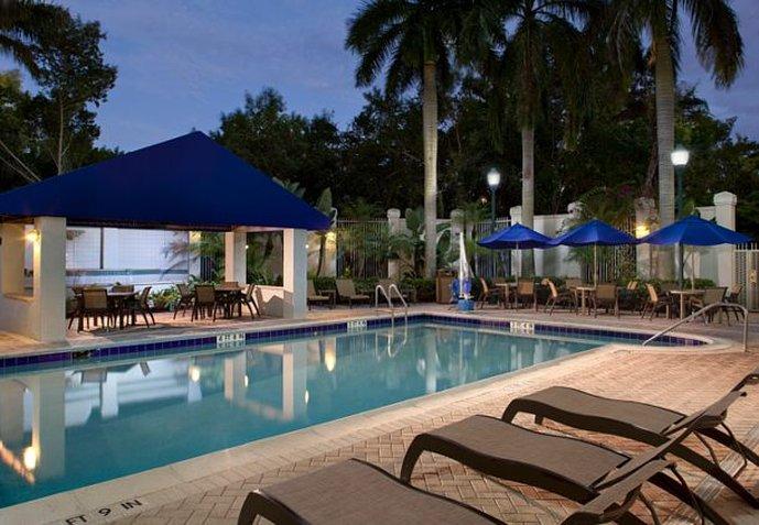SpringHill Suites Boca Raton Fitness Club