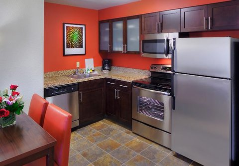Residence Inn by Marriott Carlsbad - Two-Bedroom Suite Kitchen