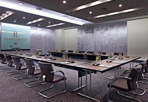 Renaissance Kuala Lumpur Hotel - Leader Meeting Room  U Shape Setup