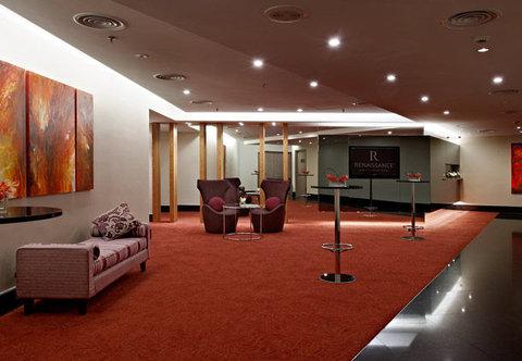 Renaissance Kuala Lumpur Hotel - Second Floor East Wing Event Foyer