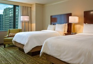 Room - Marriott Hotel Washington Metro Center DC