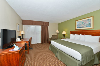 Best Western Raleigh North - Room