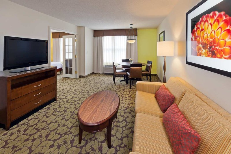 Hilton Garden Inn Atlanta Perimeter Center Apartmá
