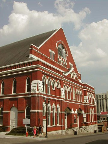 Hilton Nashville Downtown - Ryman Auditorium