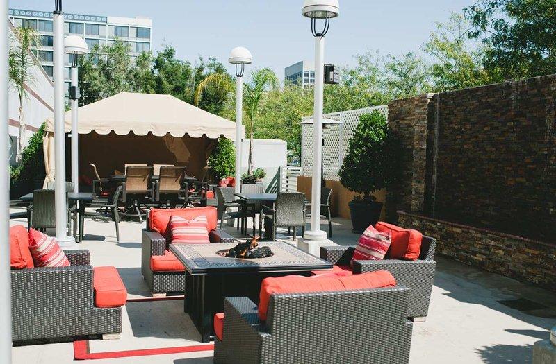 Hilton San Jose Gastronomie