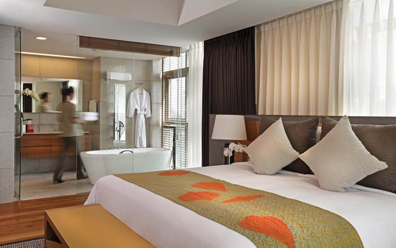 InterContinental Asiana Saigon Residences Chambre