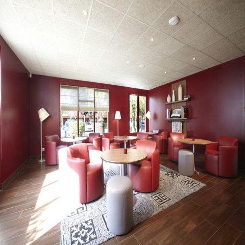 Campanile - Deauville Saint Arnoult - Lounge