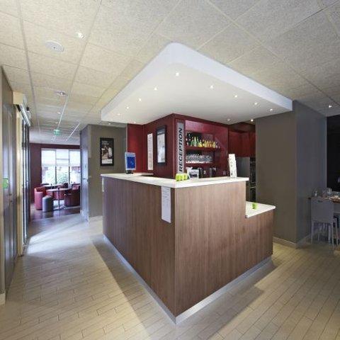 Campanile - Deauville Saint Arnoult - Reception