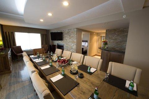 Hampton Inn Sydney Nova Scotia - Murphy Boardroom