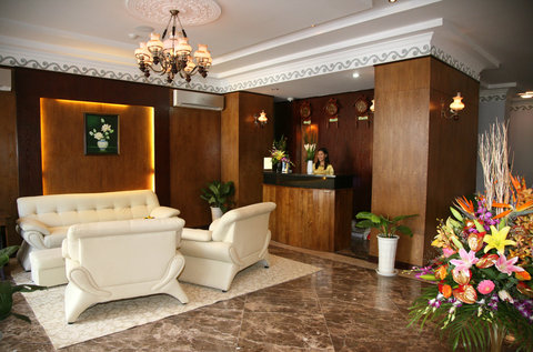 MerPerle SeaSun Hotel - Hotel Lobby