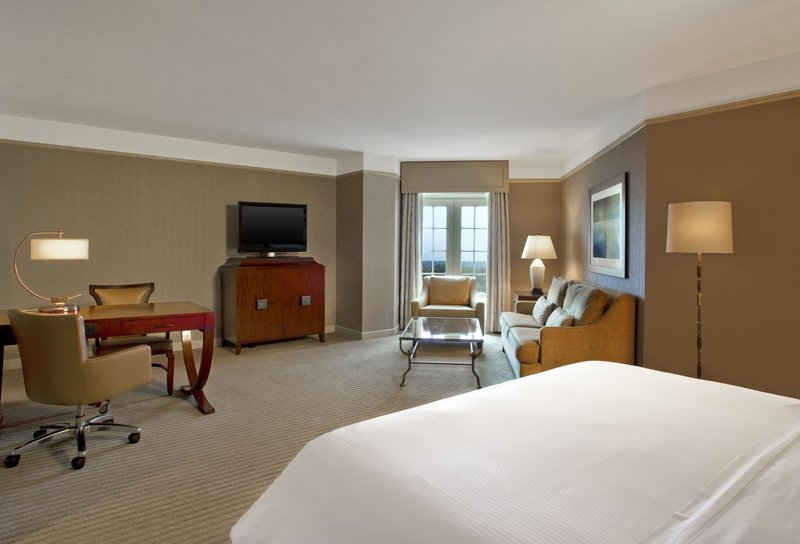 The Westin Poinsett, Greenville Suite