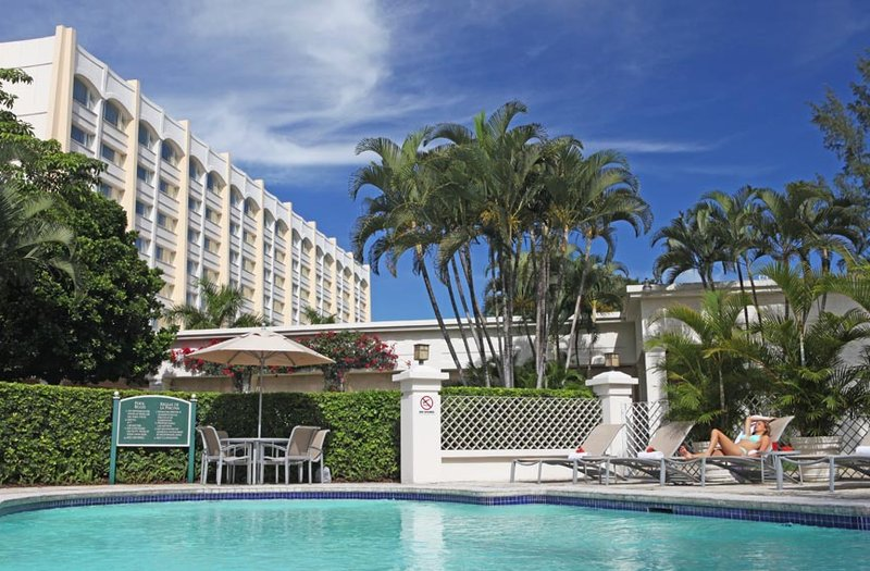 Intercontinental Real San Salvador Pool