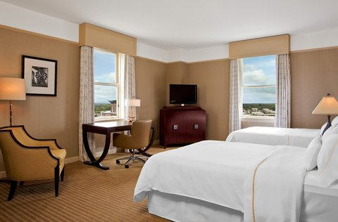 The Westin Poinsett, Greenville - Executive Double Room