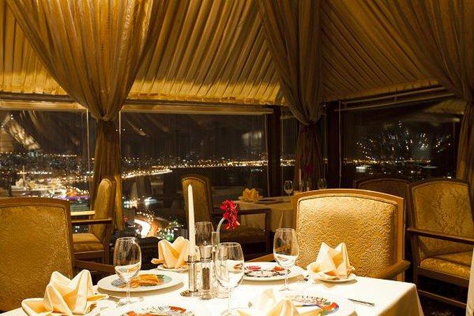 Hilton Izmir 餐饮设施
