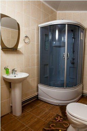 Planet Plus - Shower Stall