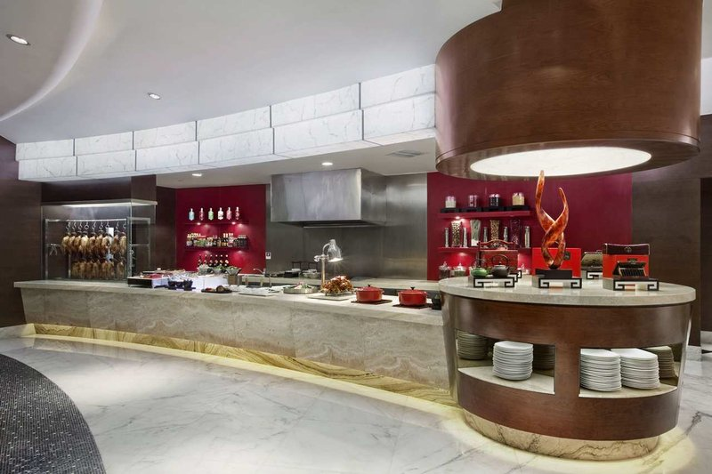 Hilton Shanghai Hongqiao Étkezés