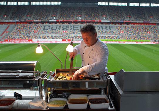Tulip Inn Düsseldorf Arena Gastronomi