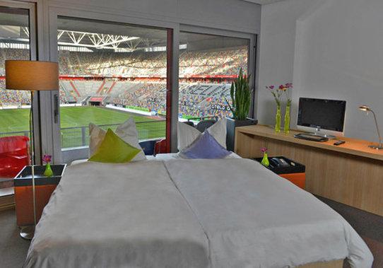 Tulip Inn Düsseldorf Arena Billede af værelser