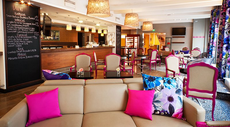 Solo Sokos Hotel Aleksanteri Lobby