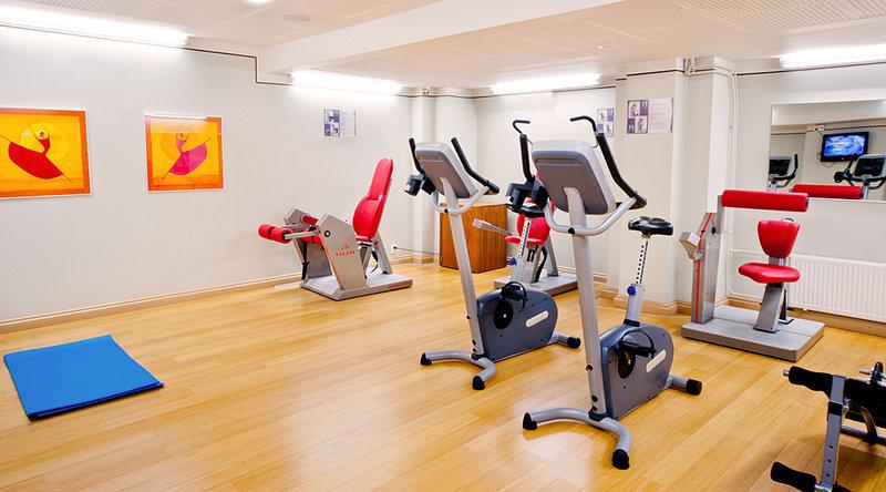 Solo Sokos Hotel Aleksanteri Fitness-klub