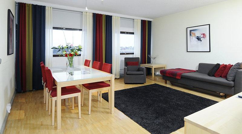 Sokos Hotel Pasila Suite