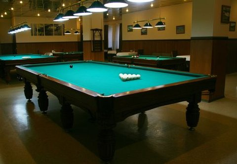 AN 2 Hotel and Restaurant - Billiard