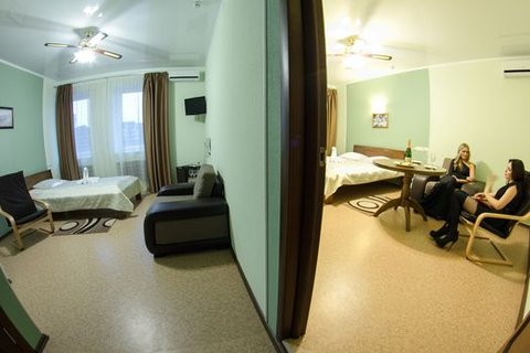 AN 2 Hotel and Restaurant - Guest room