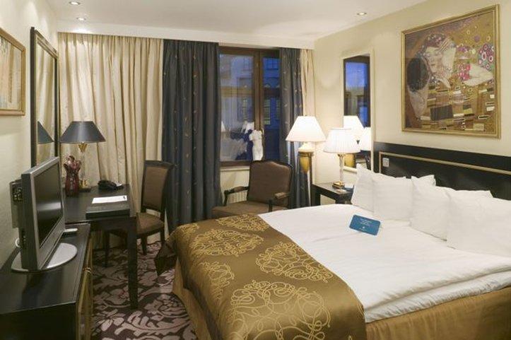 Hotel Seurahuone Helsinki Szobakilátás