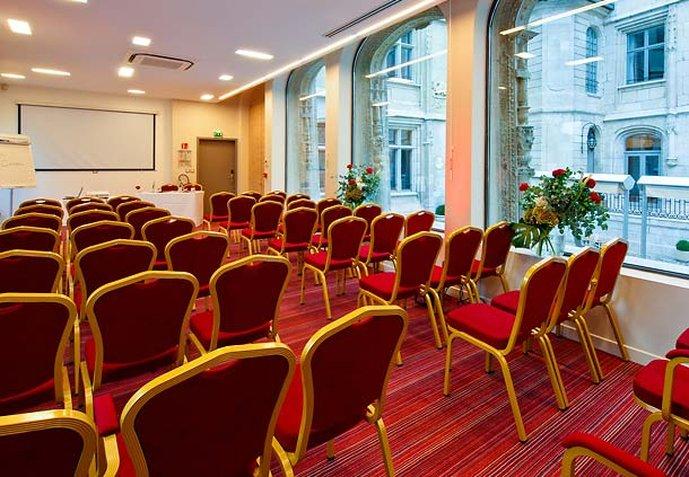 Hotel de Bourgtheroulde, Autograph Collection Toplantı salonu
